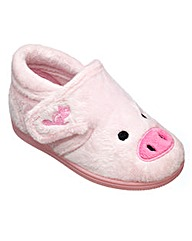 Chipmunks Peggy Pig Slipper