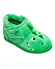 Chipmunks Scorch Dragon Slipper