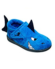 Chipmunks Sharky slipper