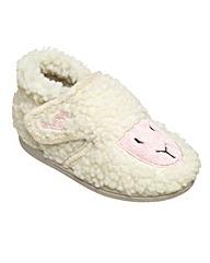 Chipmunks Lucky the lamb slipper