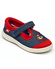 Chipmunks Woof Shoes