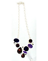 Colourful Enamel Necklace
