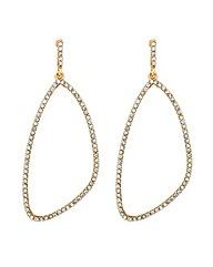 Jon Richard Crystal Embellished Earring