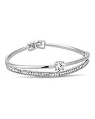 Jon Richard Crystal Bangle Bracelet