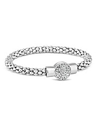 Jon Richard Crystal Magnetic Bracelet