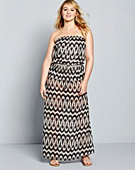 Beach To Beach Maxi dress