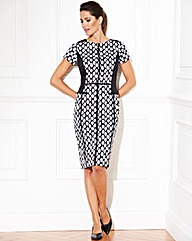 Mix And Match Tailored Dress