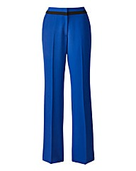 Straight Leg Trouser Length 27in