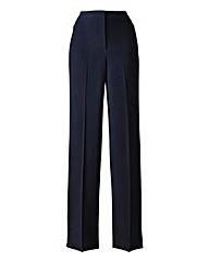Zip Stretch Trousers Length Extra Short