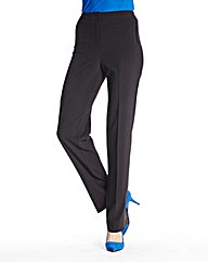Zip Stretch Trousers Length Short