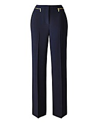 Magisculpt Tapered Leg Trousers