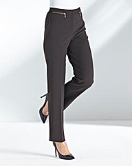 Magisculpt Tapered Leg Trousers Long