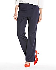 Pack 2 Bootcut Trousers Extra Short