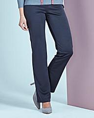 Pack 2 Straight-Leg Trousers Regular