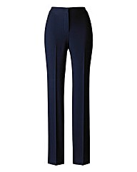 Modern Slim Leg Trouser Length Short