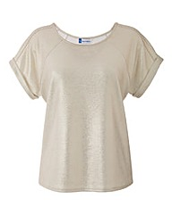 Jersey Shell Top