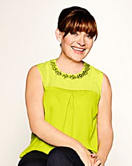 Lorraine Kelly Shell Top