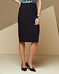 Bi Stretch Pencil Skirt