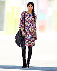 Butterfly Tunic Dress