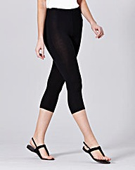 CROP LEGGING 21in