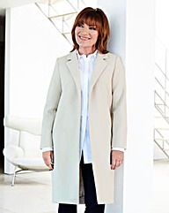 Lorraine Kelly Tailored Crombie Jacket