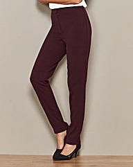 Modern Slim Leg Trouser. Short