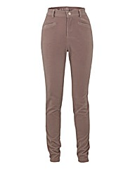 Velvet Slim Leg Jean 29in