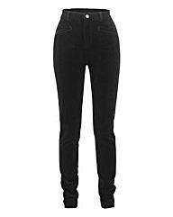 Velvet Slim Leg Jean 27in