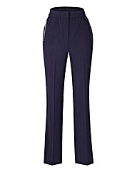 MAGISCULPT Straight Leg Trouser Ex Short