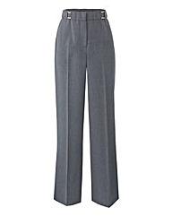 MAGISCULPT Wide Leg Trousers Length Long