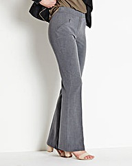 MAGISCULPT Bootcut Trousers. Long