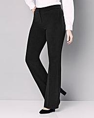 MAGISCULPT Bootcut Trousers Extra Short