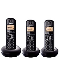 Panasonic Triple DECT Cordless Phone