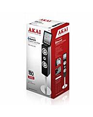 Akai 2.1 Channel Bluetooth Tower Speaker