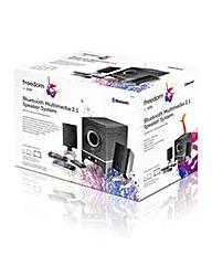 iTek Bluetooth Multimedia 2.1 Speakers
