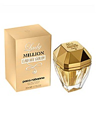 Lady Million Eau My Gold 50ml EDT
