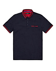 Black Label Shoreham Trim Polo R