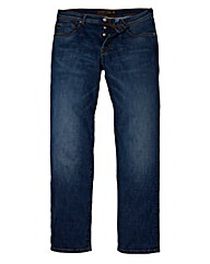 Hackett Vintage Wash Stretch Jean 32 Leg