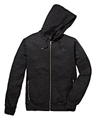 Label J Zip Pocket Hoody Regular