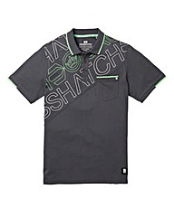 Crosshatch Faithless Magnet Polo