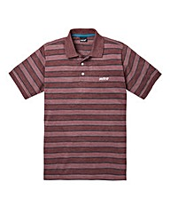 Mitre Stripe Polo Long