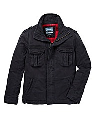 Jacamo Glenwood Four Pocket Coat Reg