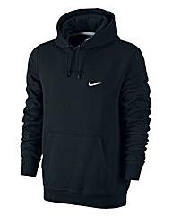 Nike Black Swoosh Overhead Hoodie