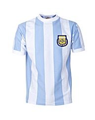 Argentina Retro Football Shirt