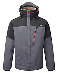 Tog24 Shelter Mens Milatex 3in1 Jacket