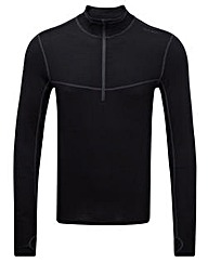 Tog24 Smart Mens Tcz Merino Zip Neck