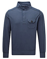Tog24 Kirt Mens Deluxe Button Neck