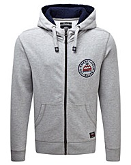 Tog24 Bodmin Mens Deluxe Hoody Valley