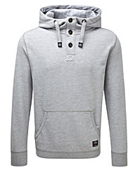 Tog24 Isaac Mens Deluxe Button Hoody