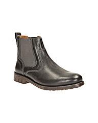 Clarks Faulkner On Boots